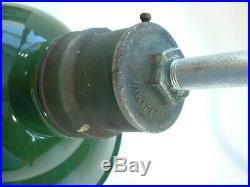 1 Benjamin 14 Gooseneck Porcelain Sign Light Industrial Gas Station VTG 2 AVAIL