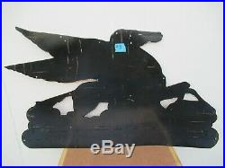 25x45 used Gorgeous Mobil Lubrication Porcelain Pegasus Gas & Oil Adv. Sign #3