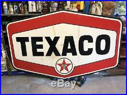 3 Porcelain Signs! 66 DSP Gulf Sign, 6 DSP Cities Gas Sign, 7 DSP Texaco Sign